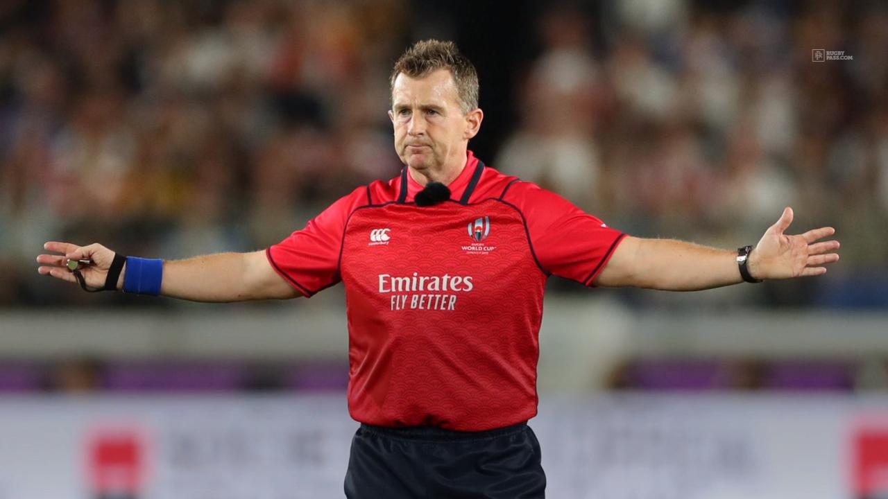 Nigel Owens to retire?