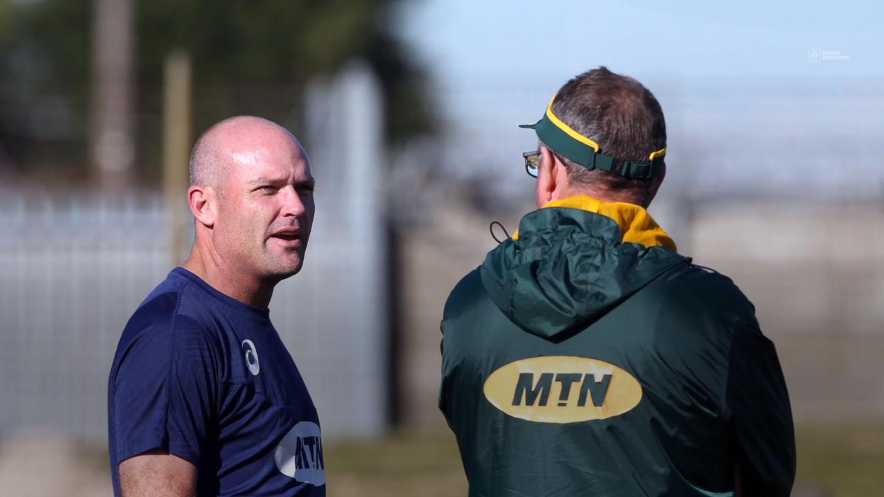 Nienaber new Springboks head coach