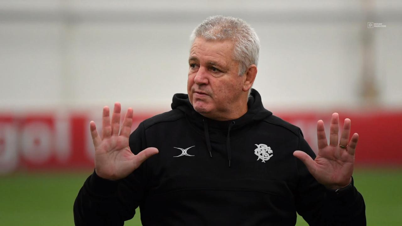 All Blacks door ajar for Gatland