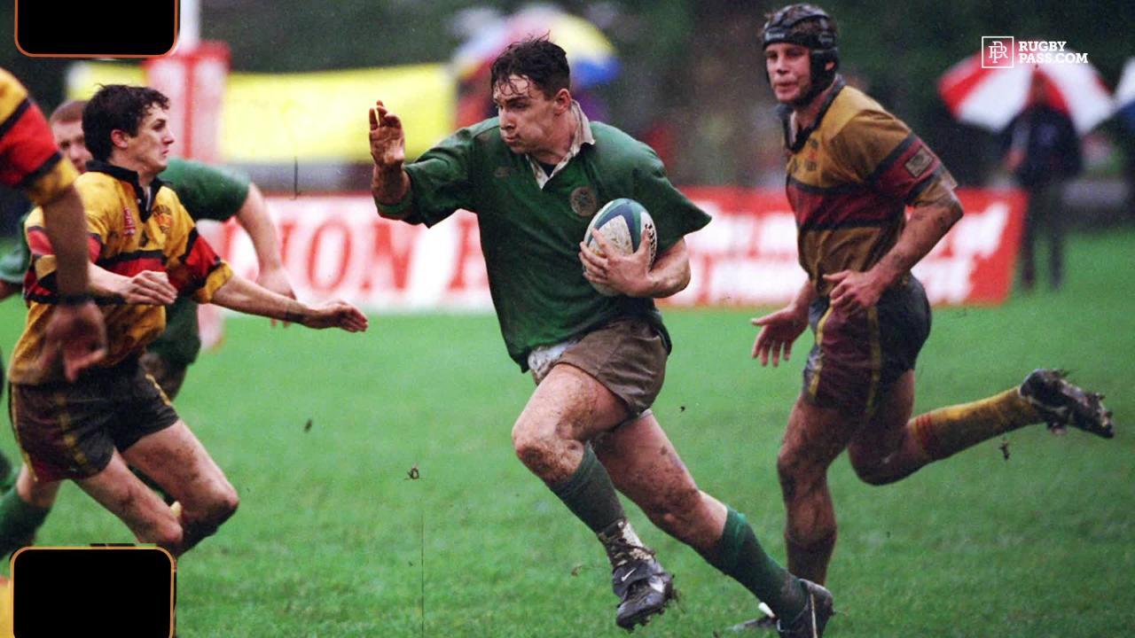 David Wallace on what it was like to play for the British & Irish Lions