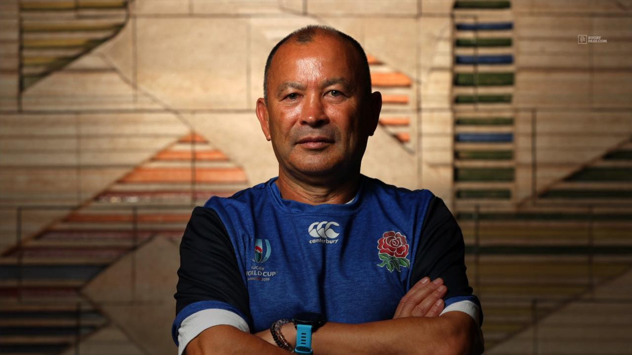 Eddie Jones' warns All Blacks