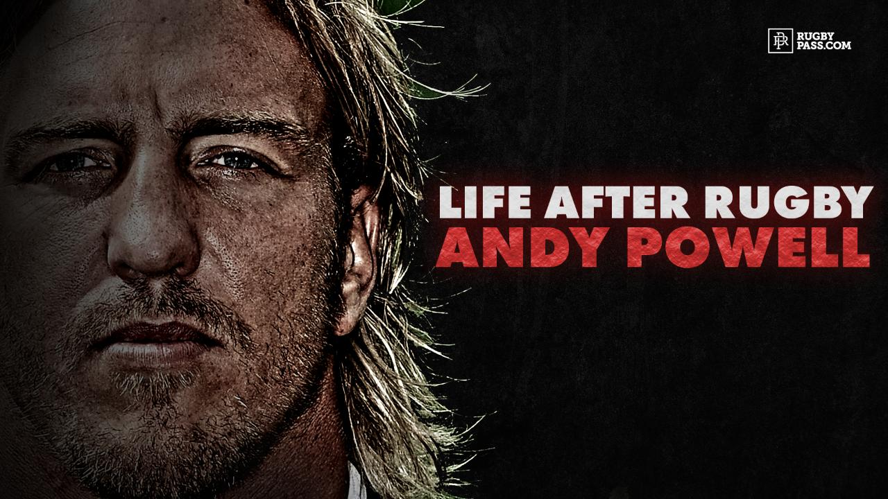 Life After Rugby | Andy Powell