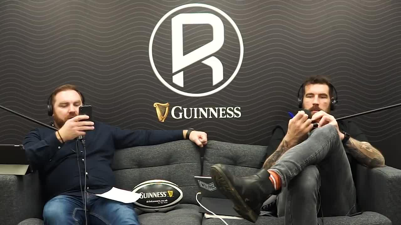 The Rugby Pod on Nigel Wray and the future of Saracens