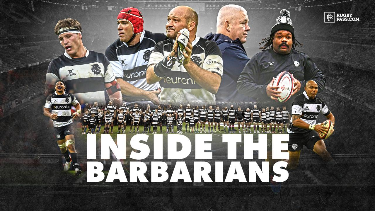 Inside the Barbarians