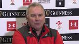 Wayne Pivac announces his Six Nations squad