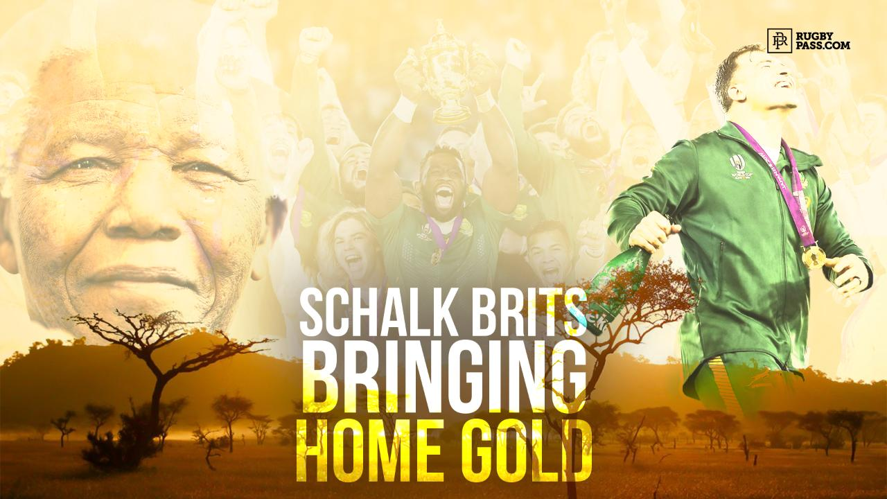 Schalk Brits | Bringing Home Gold