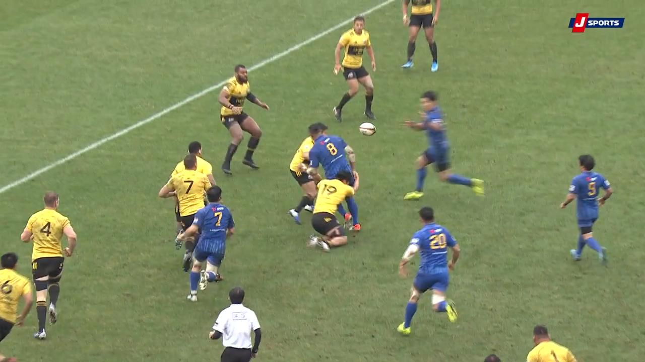 Suntory Sungoliath v Shining Arcs | Japan Top League | Round 2 Highlights