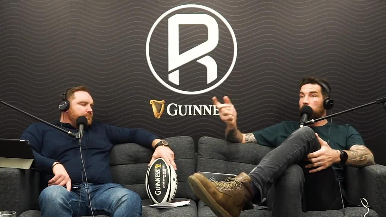 Andy Goode and Brendan Venter get into heated debate over Saracens salary scandal
