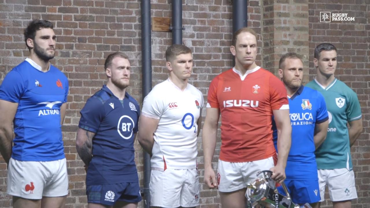 The Six Nations launch