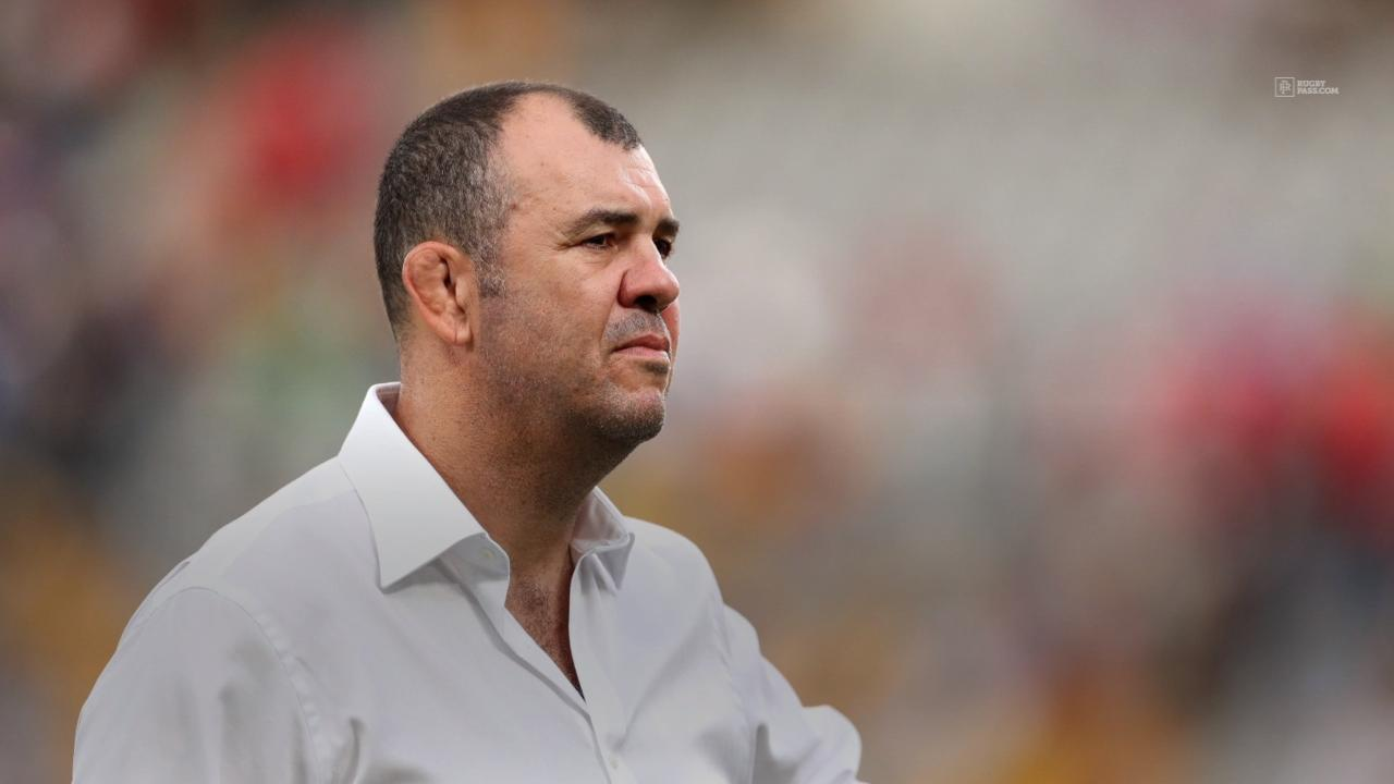 Cheika's surprise cross-code switch