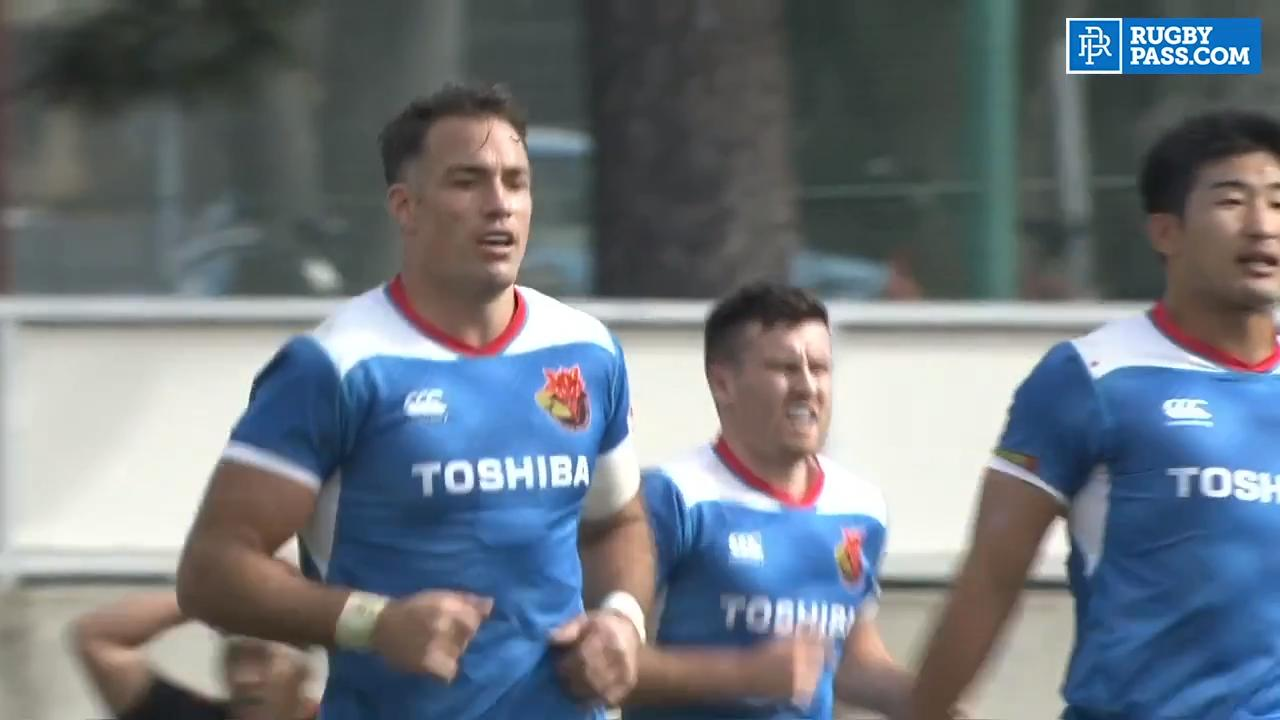 Japan Top League | Round 3 Highlights