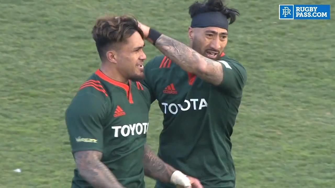 Toyota Verblitz v Honda Heat | Japan Top League | Round 4 Highlights