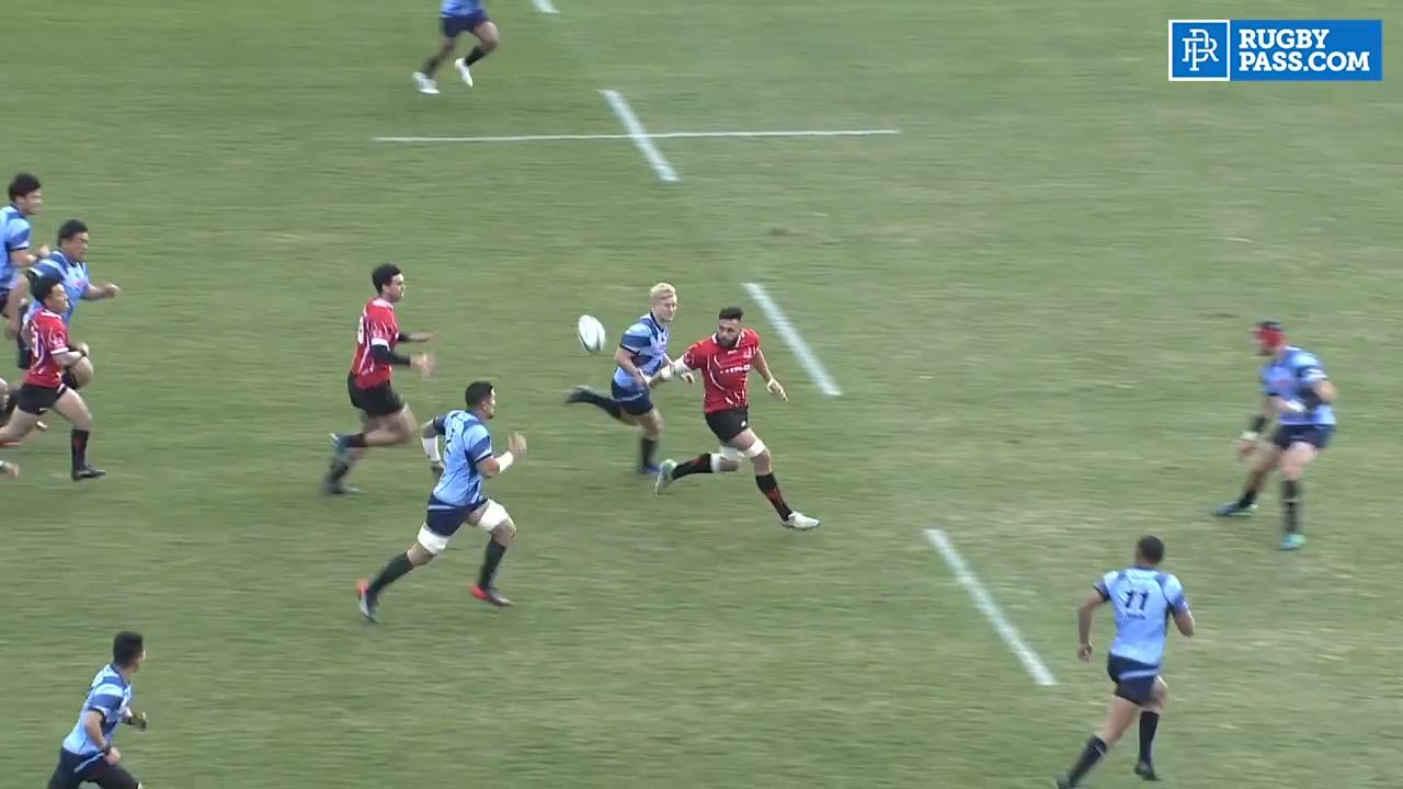 HINO Red Dolphins v Yamaha Jubilo | Japan Top League | Round 4 Highlights