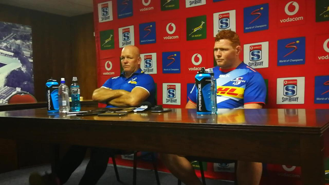 John Dobson and Steven Kitshoff on Stormers big win over the Hurricanes