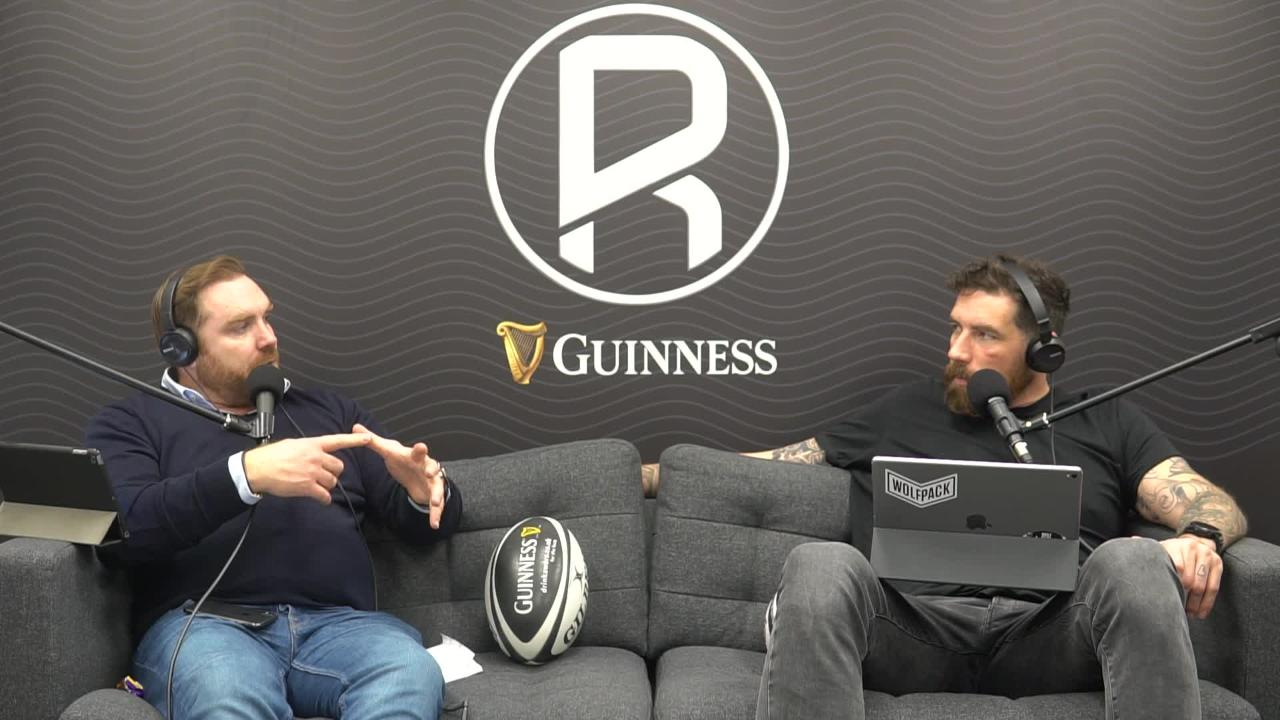 RugbyPod | Season 4 | Episode 25
