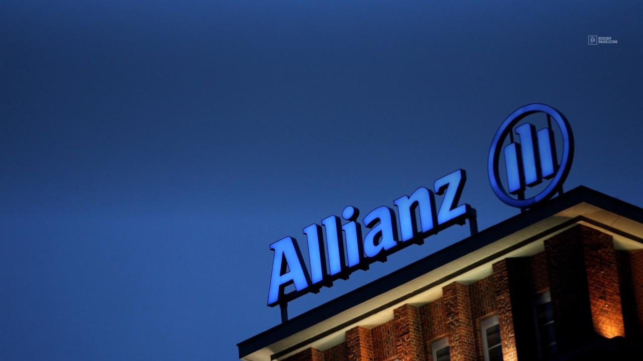 Allianz blow for Saracens