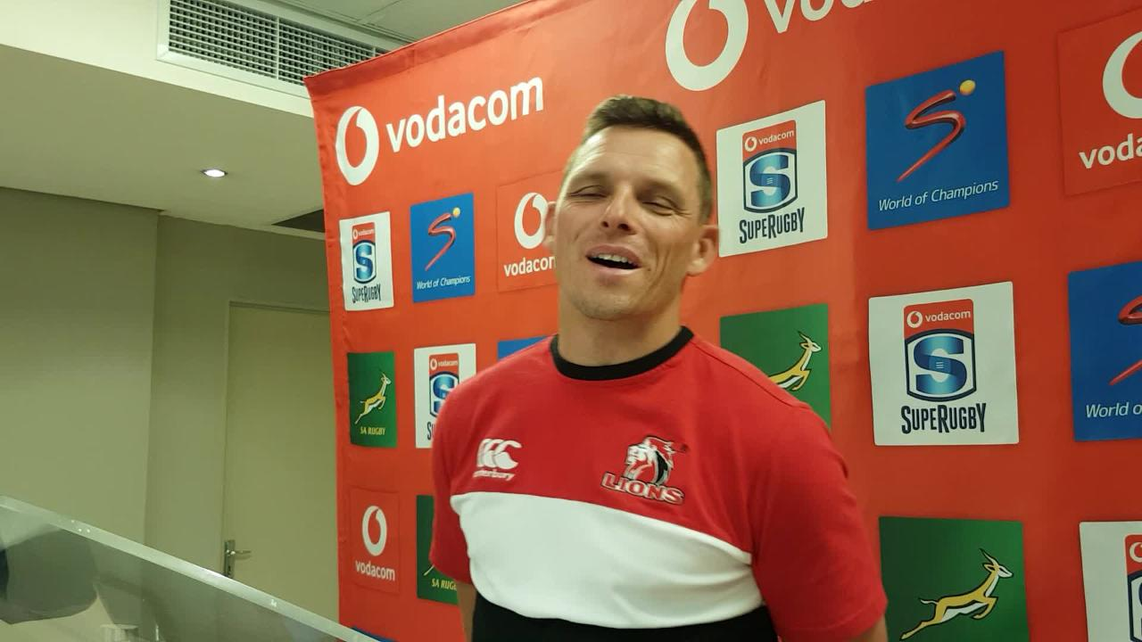 Lions v Stormers Post Match Press-Conference