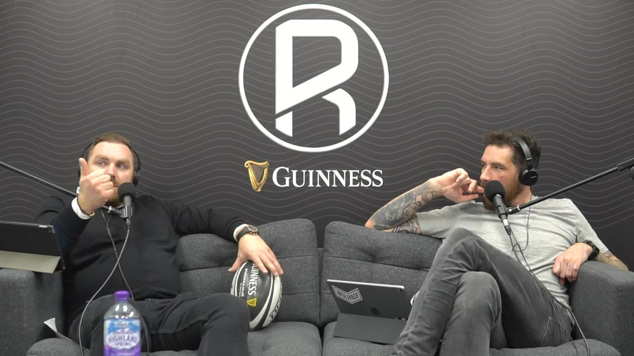 The Rugby Pod | Season 4 | Episode 26