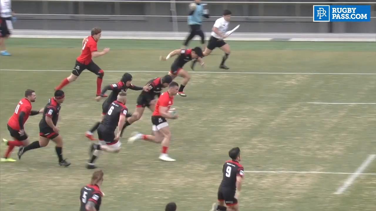 Japan Top League | Round 5 Highlights
