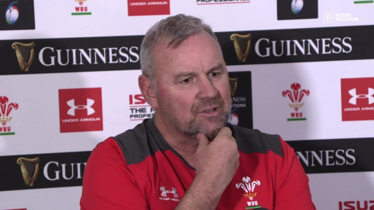 Wales v France | Wayne Pivac preview press conference