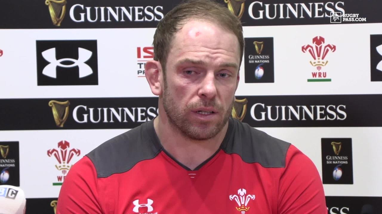 Alun Wyn Jones and Wayne Pivac blame officials on Welsh loss in Six Nations