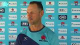 Waratahs assistant coach Matt Cockbain interviewed ahead of date with Lions