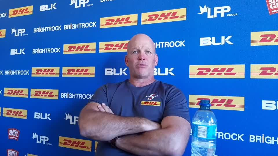 Stormers coach John Dobson analyses the Blues