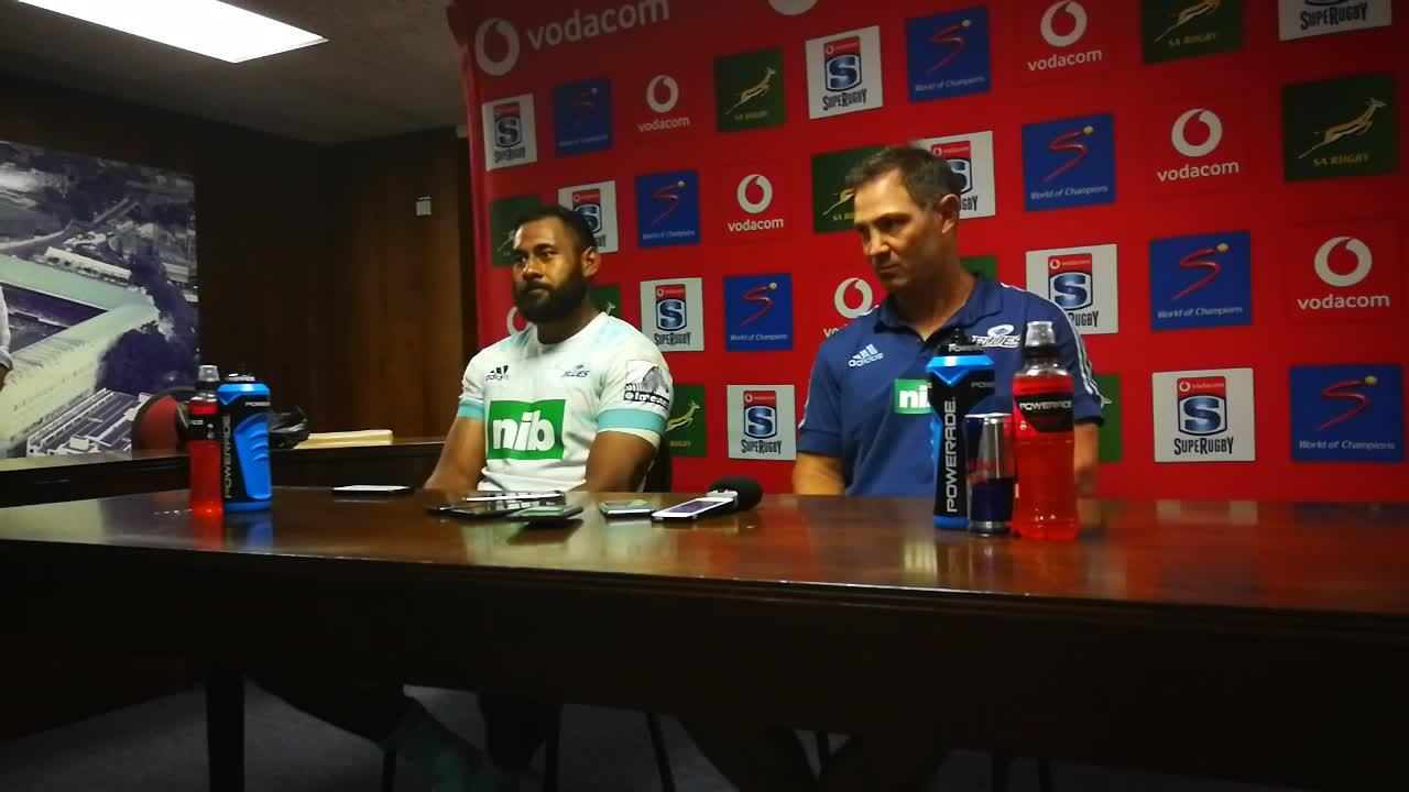 Blues' Post-Match Press Conference