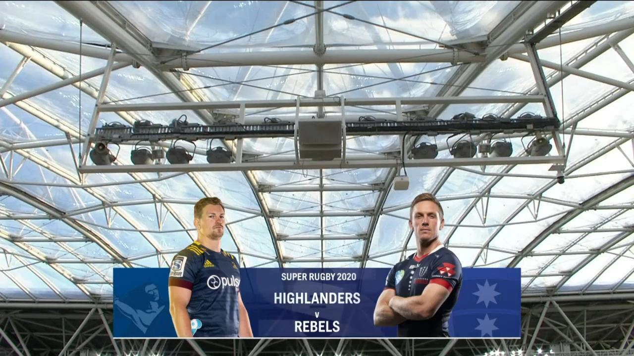 Highlanders vs Rebels | Round 5 | Super Rugby Highlights