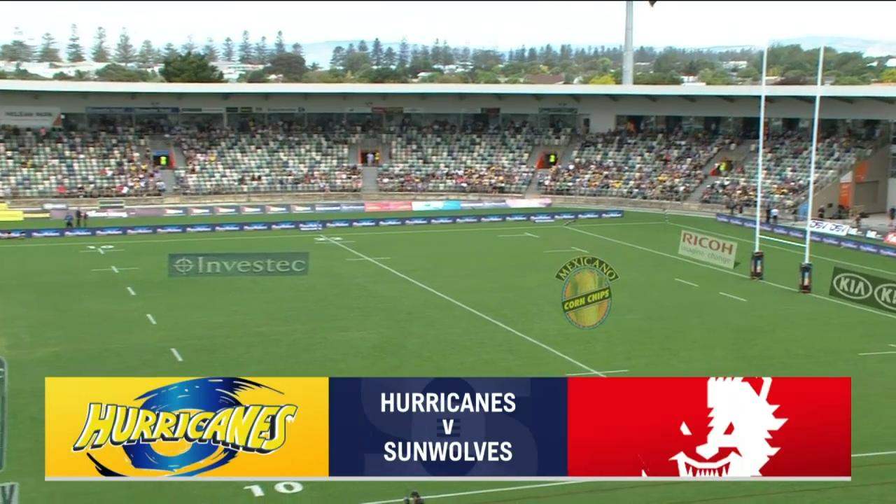 Hurricanes vs Sunwolves | Round 5 | Super Rugby Highlights