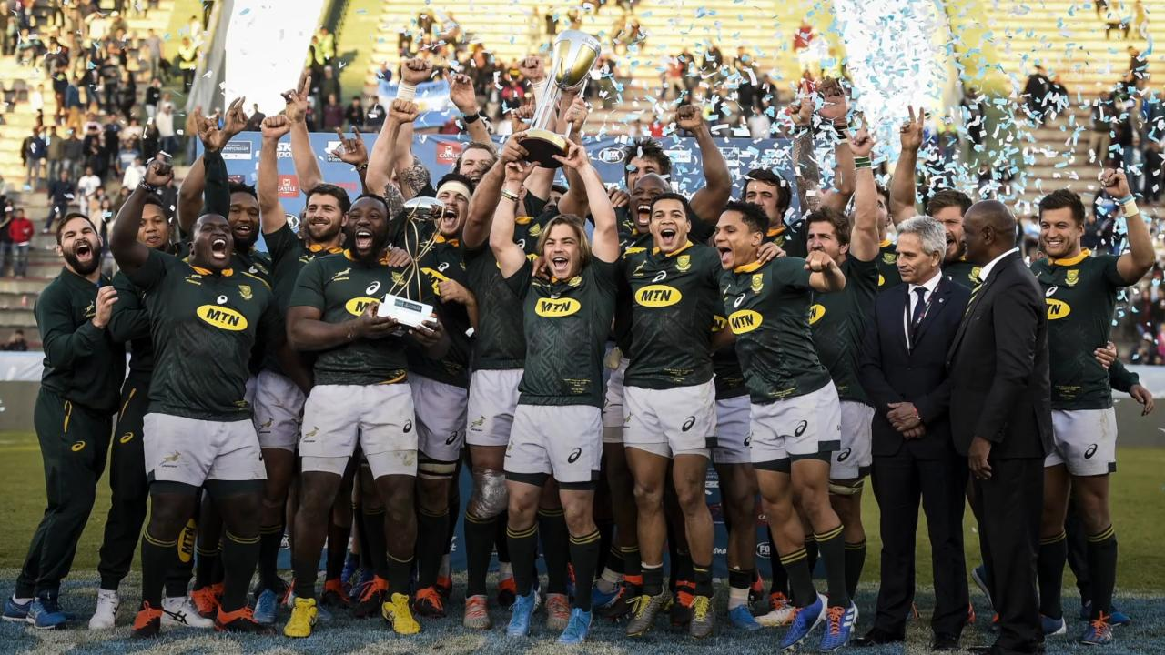 Rugby Championship set for overhaul
