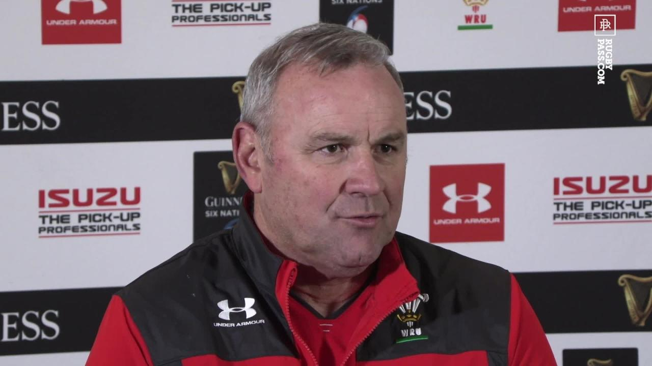 Wales coach gives his views on Coronavirus outbreak in Six Nations