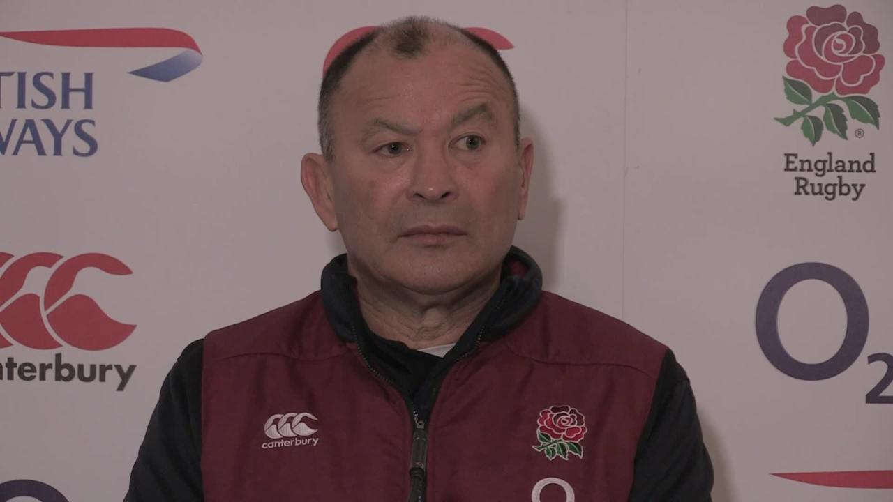 Eddie Jones says England owe Wales one in Six Nations press conference