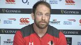 Alun Wyn Jones on what happened with Joe Marler as Wales lose to England in Six Nations
