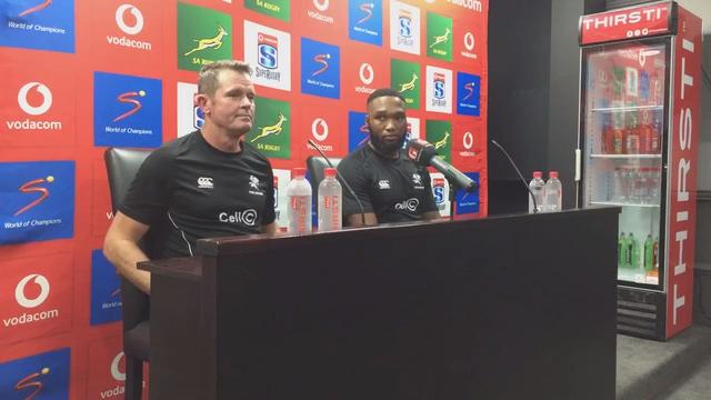 Sharks post-match press conference after win over Jaguares