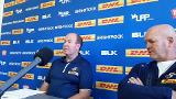 Stormers coach John Dobson and team doctor Jason Suter on #COVID-19