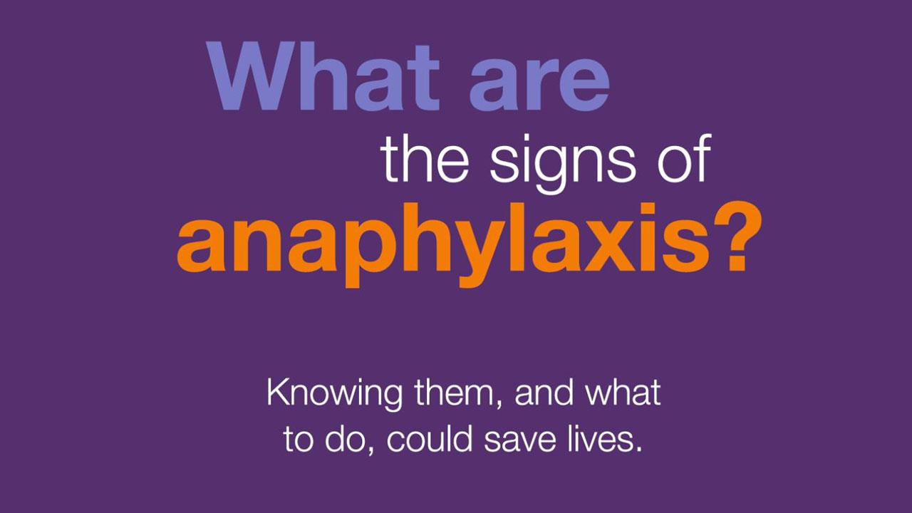 Anaphylaxis Symptoms & Signs | Allergy Insider | Thermo