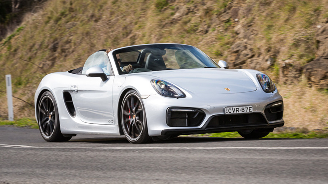Porsche Boxster Gts 2015 Video Review Motoring Com Au