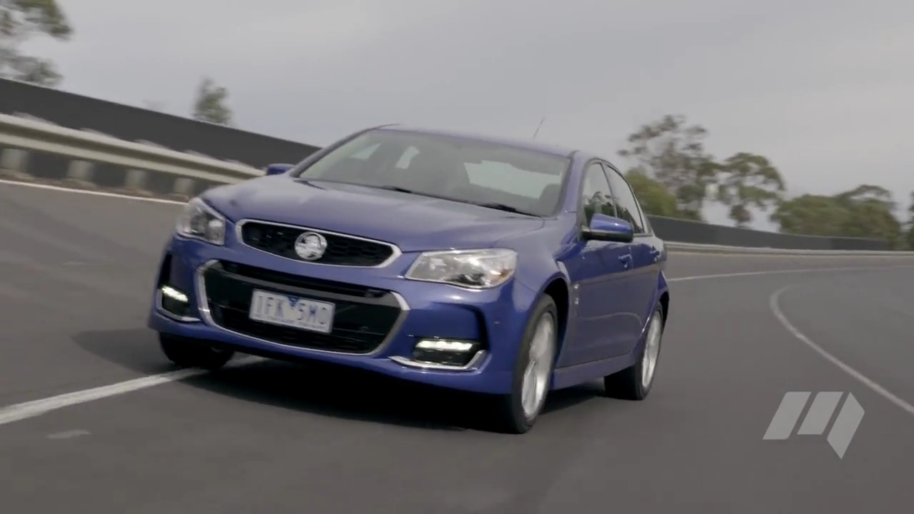 Holden VF Series II SV6: Video Review - motoring com au