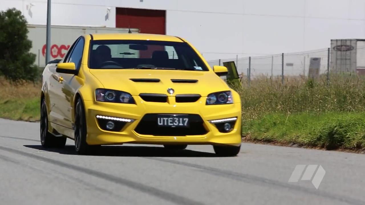 Hsv a timeline of aussie made muscle motoring vanachro Image collections