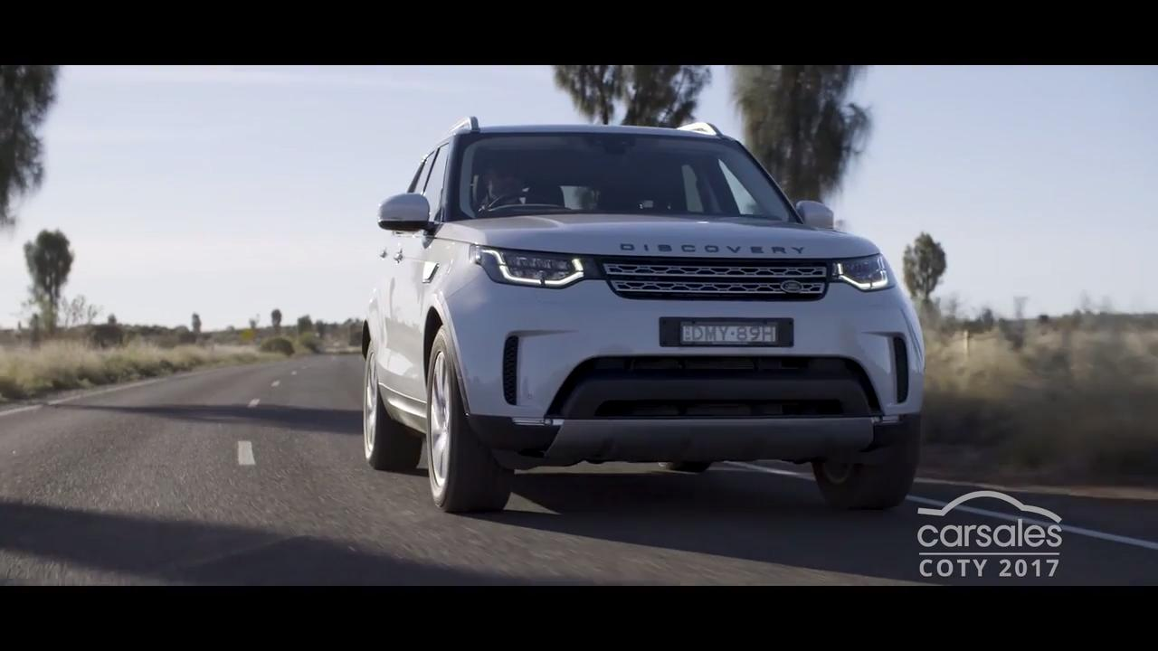 Discovery Is Carsales Car Of The Year Electric Brake Controller Australian Land Rover Owners