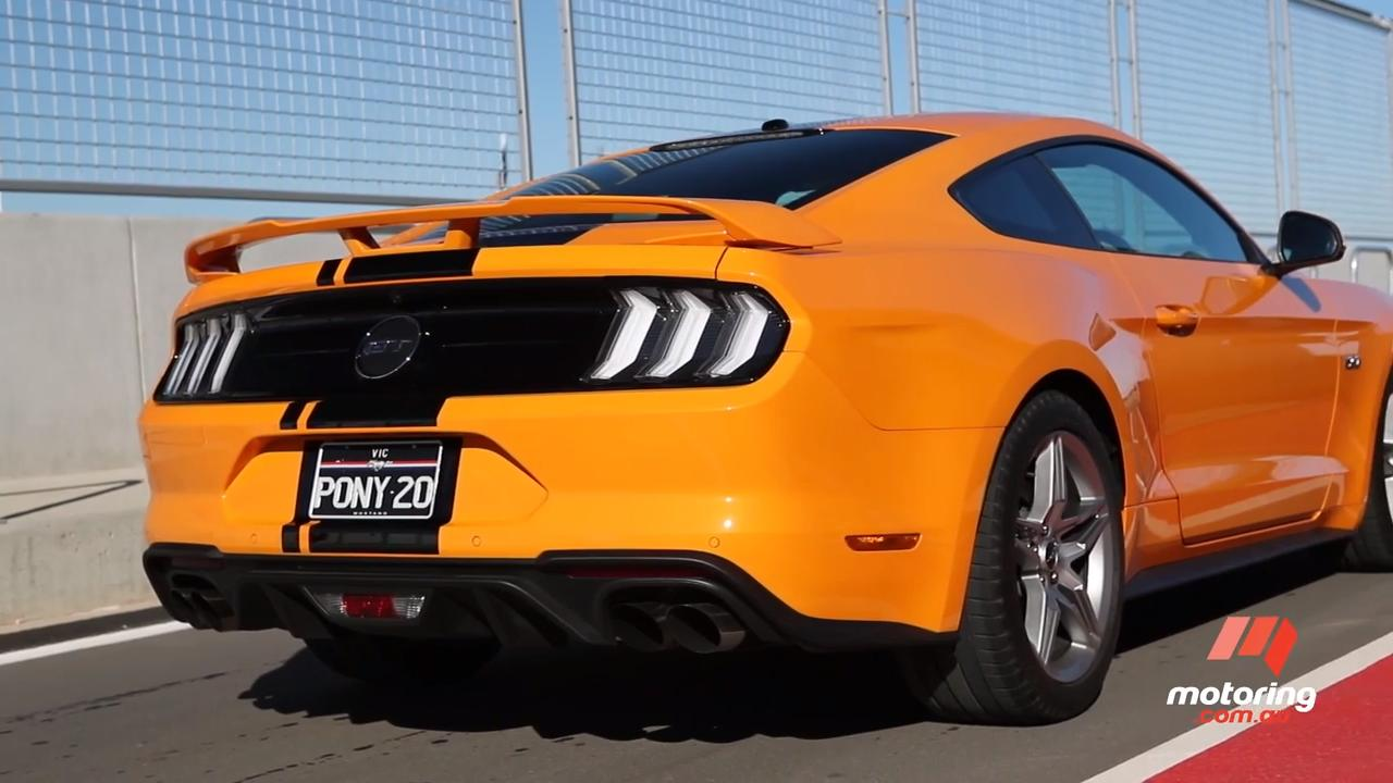 Ford mustang 2018 video review www carsales com au
