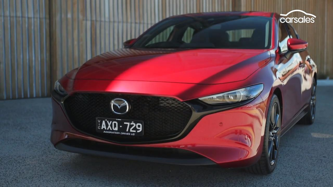 Price shock for all-new 2019 Mazda3 - www carsales com au