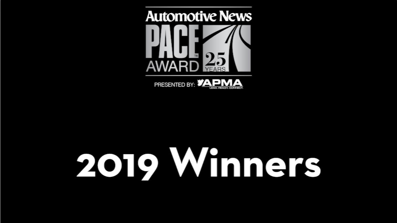 PACE Awards | Automotive News