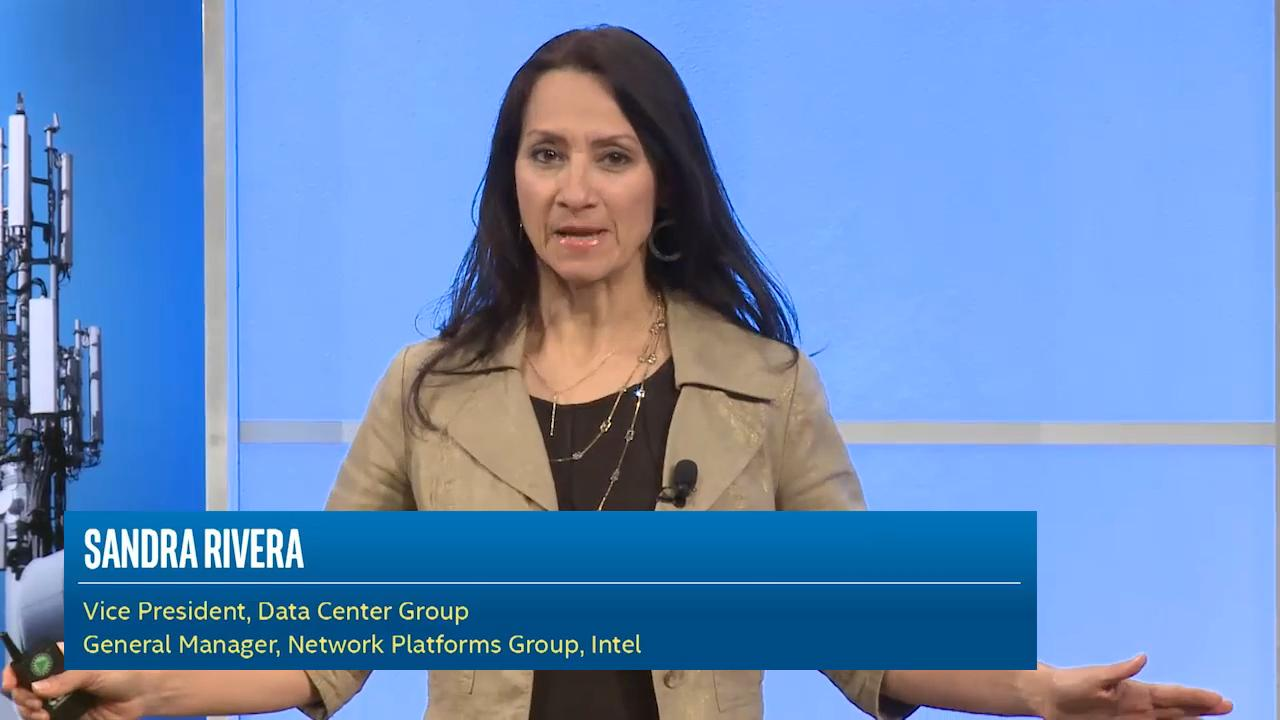 Sandra Rivera Shares Why Network Transformation Is Important