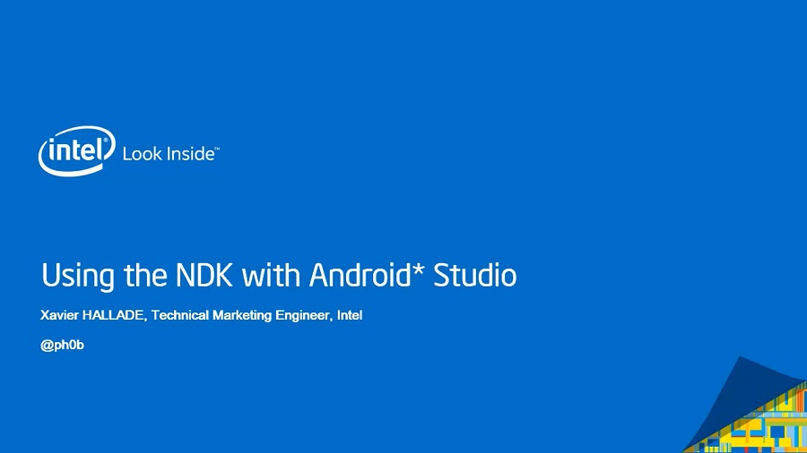 Using the NDK with Android* Studio | Intel® Software