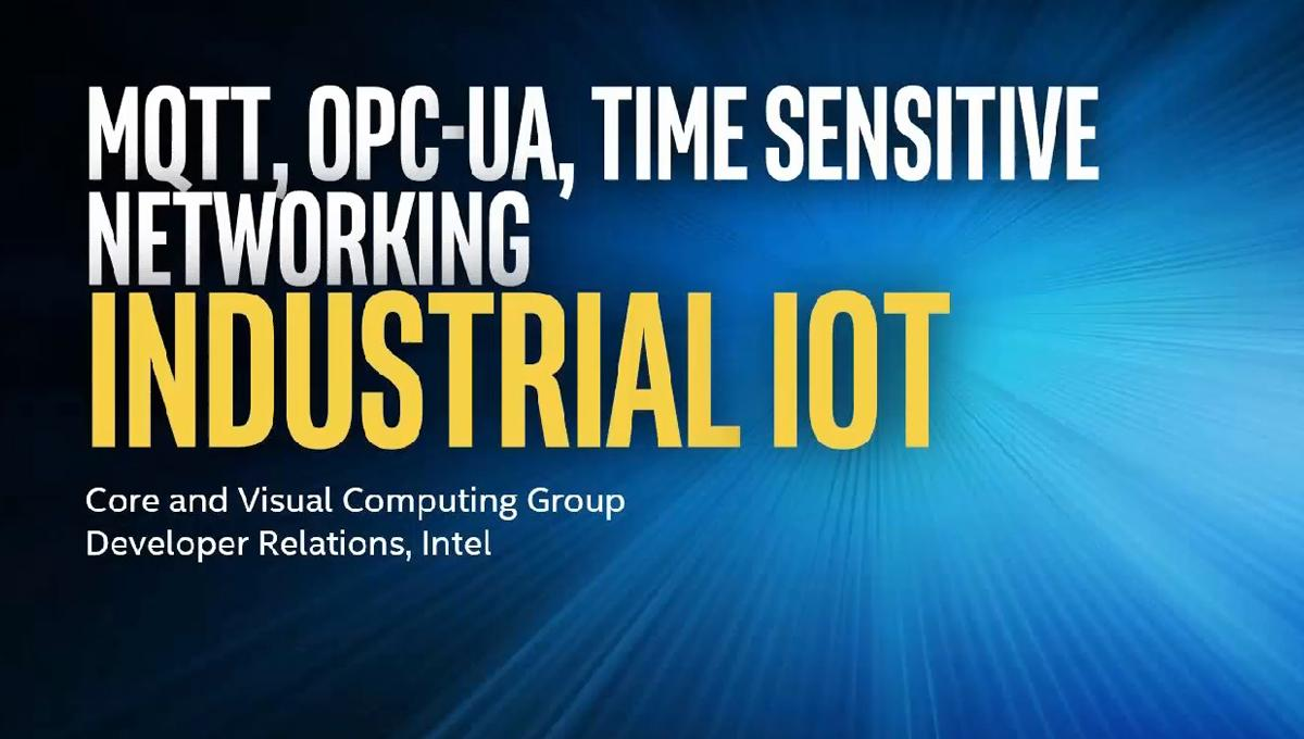 Industrial IoT Communication Protocols and Time-Sensitive Networking