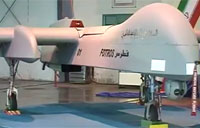 Iran Unveils Largest Drone to Date