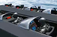 'James Bond' Submersible for Special Forces