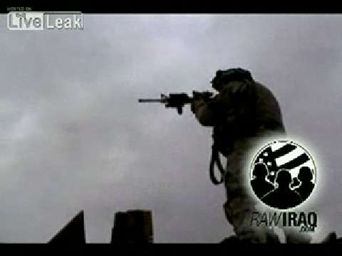 Raw Iraq: Uncut Combat Footage